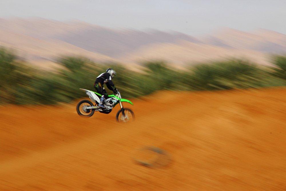 Stunt Rider | fine art photograph by Smadar Barnea | E20-1501-03-3319